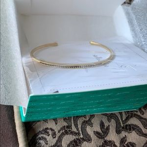 Stella & Dot Diamanté cuff